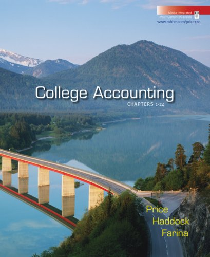 College Accounting, Chapter 1-24 / Home Depot Annual Report, 12th Edition PDF