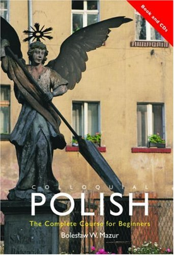 Colloquial Polish - Paperback and CD Pack (Colloquial...