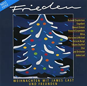 frieden weihnachten mit james last und freunden 1992. Black Bedroom Furniture Sets. Home Design Ideas