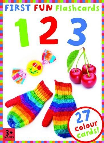 123 (First Fun Flashcards)