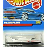 #873 Hydroplane Collectible Collector Car Mattel Hot Wheels