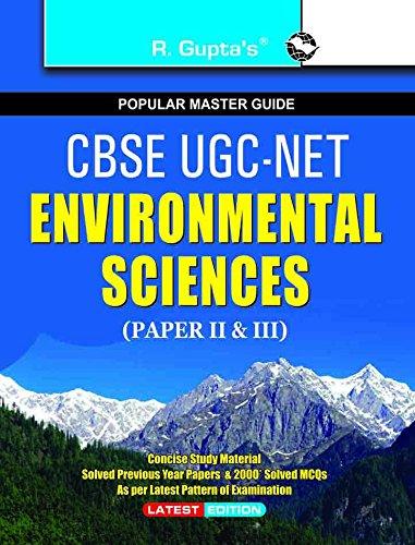 Environmental science essay