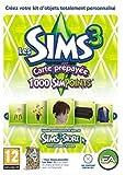echange, troc The Sims 3 : cartes à points