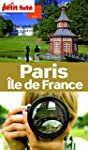 Paris Ile de France  2015 (avec carte...