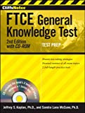 CliffsNotes FTCE General Knowledge Test with CD-ROM, 2nd Edition