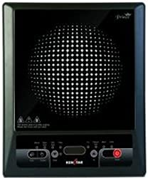 Kenstar Prince DX 1600-Watt Induction Cooktop (Black)
