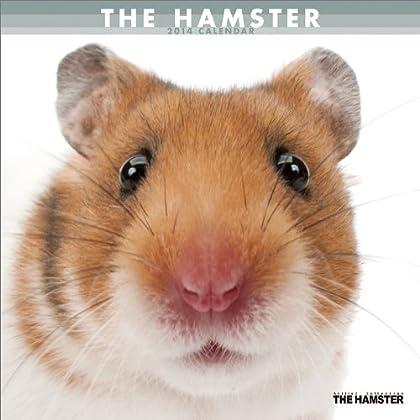 THE HAMSTER カレンダー 2014年