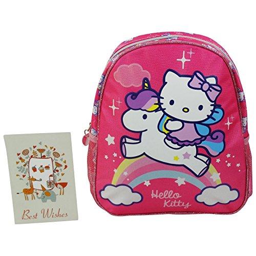 Hello Kitty Magic Dream Zaino Bambina Asilo Scuola Infantil Portapranzo