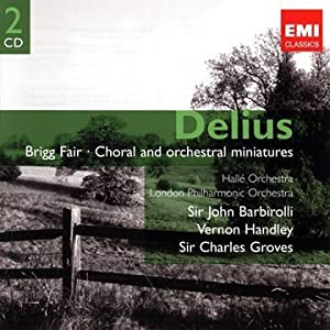 Delius Orchestral Music by EMI Classic