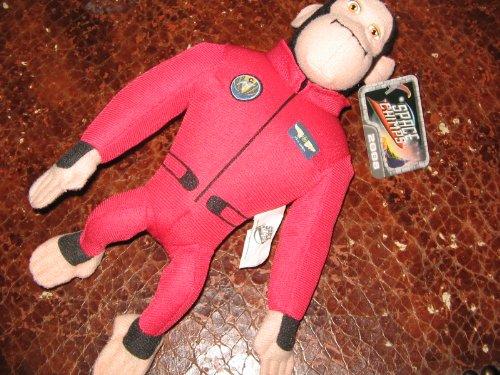 "Space Chimps Plush: 9"" Titan Character - 1"