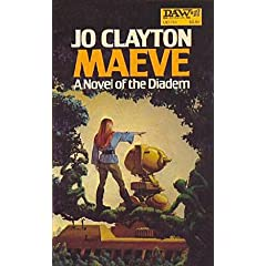 Maeve (Diadem Novels, Book 4) by Jo Clayton