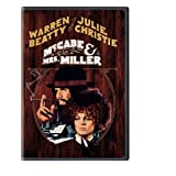 McCabe & Mrs. Miller ~ Warren Beatty