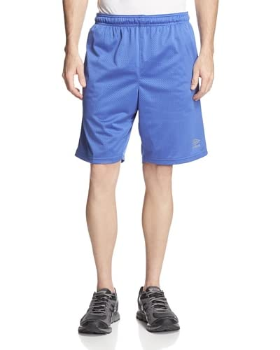 Umbro Men's High/Low Mesh Shorts