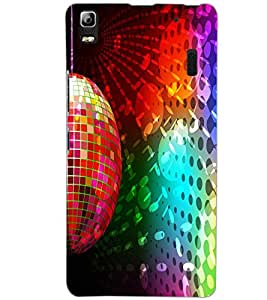 LENOVO A7000 PLUS SHOWPEACE Back Cover by PRINTSWAG