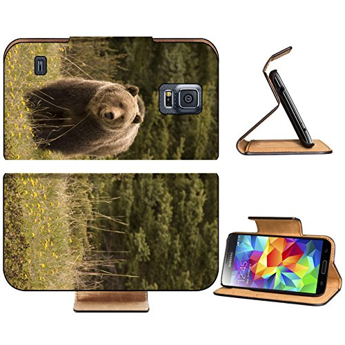 luxlady-premium-samsung-galaxy-s5-flip-pu-leather-wallet-case-image-id-2249826-large-grizzly-shot-in