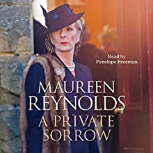 A Private Sorrow: Molly McQueen Mystery, Book 2 Audiobook by Maureen Reynolds Narrated by Penelope Freeman