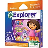 Leap Frog Leap Pad Dora\S Amazing Show Ultra E Book