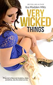 Very Wicked Things (Briarcrest Academy Book 2)
