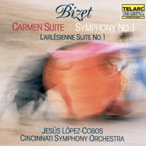 Georges Bizet: Carmen Suite/Symphony No. 1/L'arlésienne Suite No. 1