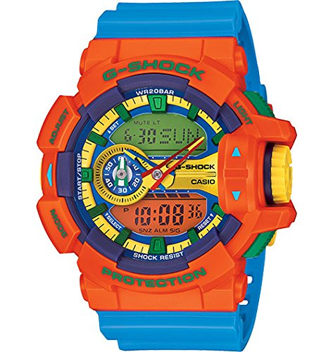 Casio G-Shock GA-400-4A Multi-Dimensional Analog Digital Watch
