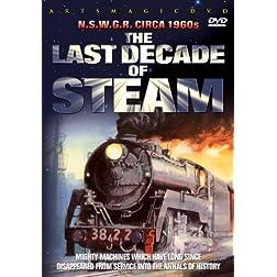 The Last Decade Of Steam