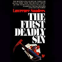 The First Deadly Sin (       UNABRIDGED) by Lawrence Sanders Narrated by Marc Vietor