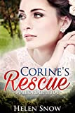 img - for Romance: Mail Order Bride: Corine's Rescue (A Clean Historical Contemporary Amish Romance) book / textbook / text book