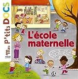 echange, troc Stéphanie Ledu - L'école maternelle