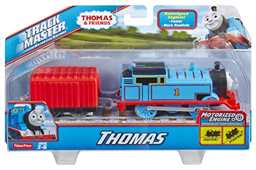 Fisher-Price Thomas The Train - TrackMaster Motorized Thomas Engine - 1