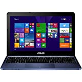 Asus F205TA-BING-FD018BS 29,5 cm (11,6 Zoll) Notebook (Intel Atom Z3735F, 1,3GHz, 2GB RAM, 32GB SSD, Intel HD, Win 8, Touchpad) blau