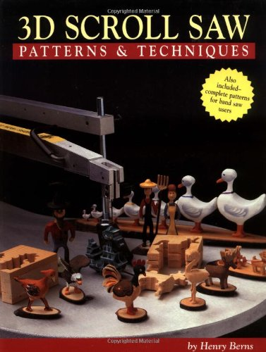 3d Scroll Saw Patterns Techniques Ebook Mon Premier Blog