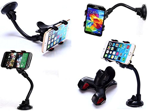 Car-Mount-RuvTech-Cell-phone-Car-Holder-Car-Holder-for-Cell-Phone-Car-holder-for-or-all-phones-iPhone-Galaxy-HTC-Note-etc-Car-Mount-for-cell-phones-UNIVERSAL-car-holder-iPhone-car-holder