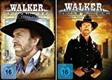 Walker, Texas Ranger - Season 1+2 (14 DVDs)