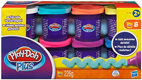 PlayDoh Plus Variety Pack - 1