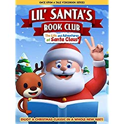 Lil' Santa's Book Club: A Little Book For Christmas Part 1