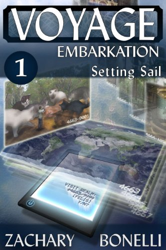 E-book - Voyage: Embarkation #1 Setting Sail by Zachary Bonelli