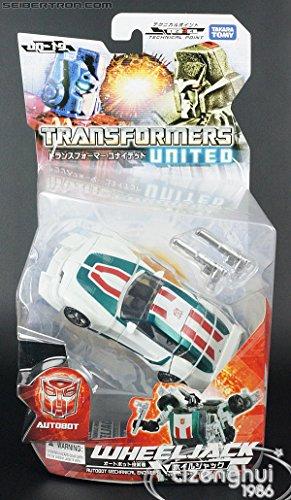 Transformers Takara Tomy United UN-19 Wheeljack Autobot Mechanical Engineer (Transformers United Wheeljack compare prices)