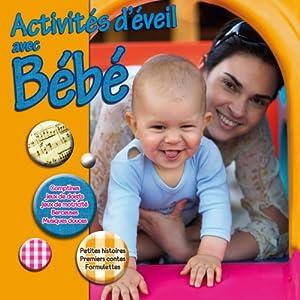 Activités d'éveil avec bébé | Livre audio