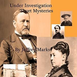 Under Investigation Audiobook