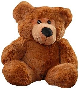 Play n Pets PNP-3528B Bear 23cm (Small), Cream