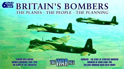 Britain's Bombers - The Planes, The People And The Planning [DVD]