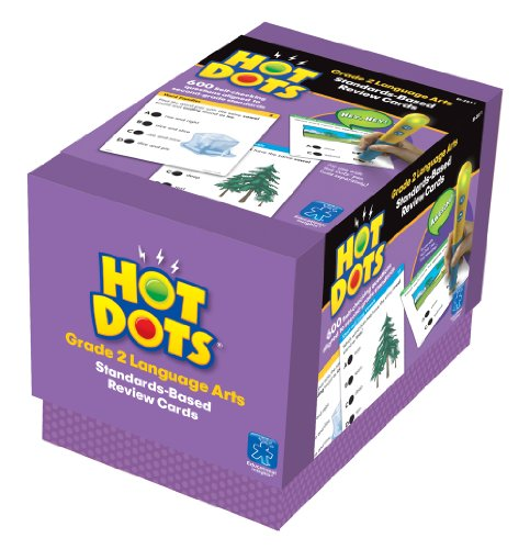 Educational Insights Hot Dots Standards-Based Language - Gr 2