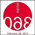 Studio 360: The Fantastical Kelly Link & Designing Better Mondays   Kurt Andersen
