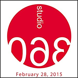 Studio 360: The Fantastical Kelly Link & Designing Better Mondays | [Kurt Andersen]