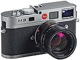 Leica M9 18MP Digital Range Finder Camera (Black, Body Only)