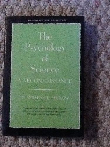Psychology of Science (J.Dewey Society) PDF