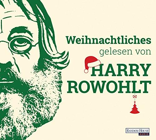 Weihnachtliches gelesen von Harry Rowohlt das CD von David Sedaris - Preis vergleichen und online kaufen