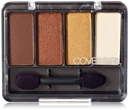 CoverGirl Eye Enhancers 4 Kit Shadow, Coffee Shop 260, 0.19 Ounce Package