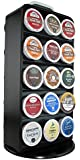 MagJo K-cup Storage Carousel, Solid Steel Construction (30 Cup)
