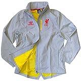 Warrior Sports(ウォーリアースポーツ) 2014-15 リヴァプール トレーニング レインジャケット グレー WSJM416 (インポートL)